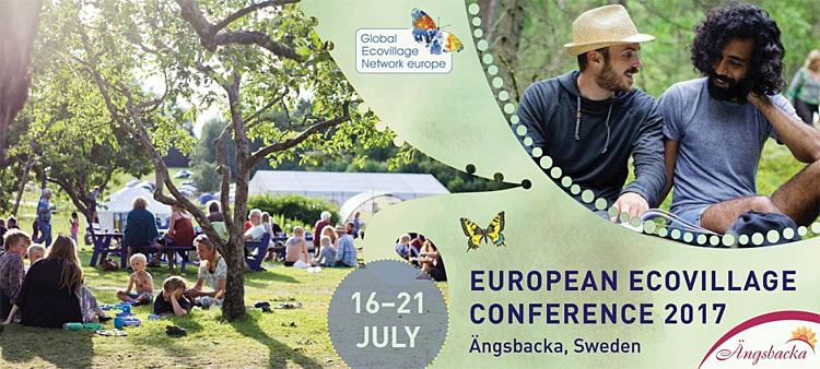 European Ecovillage Conference 2017 in Sveden
