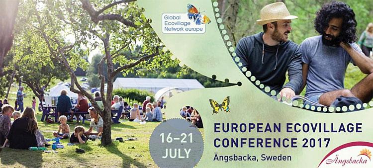 European Ecovillage Conference 2017 in Sveden