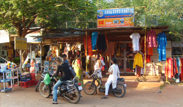 Auroville – City of Dawn in India