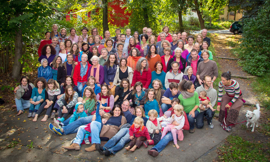 Cultivating Community with Love