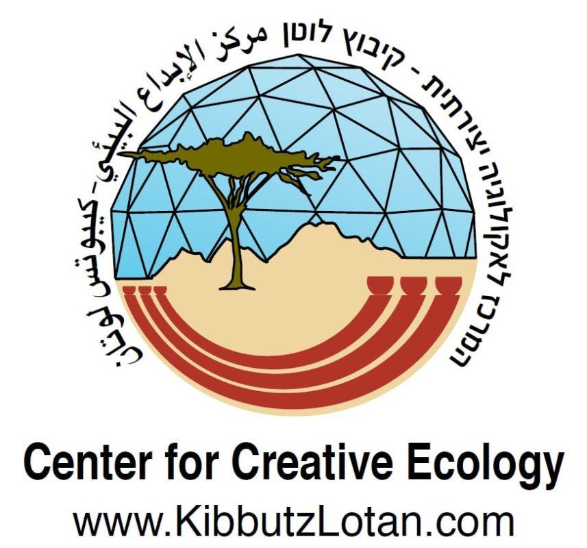 Desert calling: Kibbutz Lotan