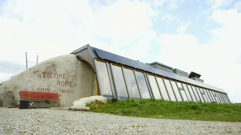 The First Earthship in Germany