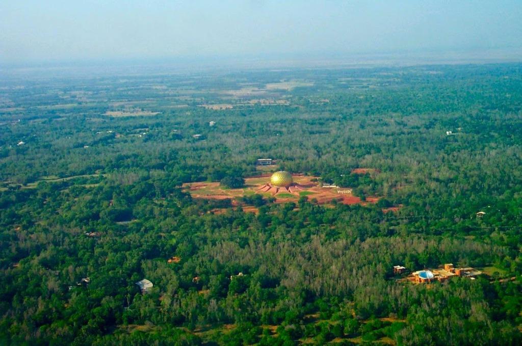 Exploring Auroville as a Guest